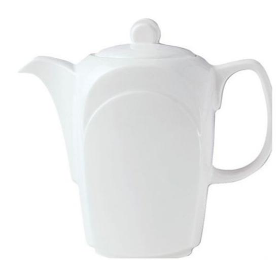 Steelite Manhattan Bianco Lid For Tea/Coffee Pot