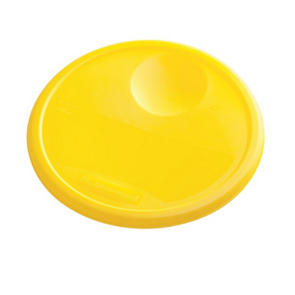 Rubbermaid Yellow Storage Container Lid 11.4L