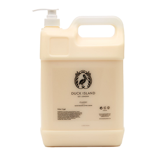 Duck Island Hand Cream Refill 5L